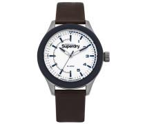 Challenger Armbanduhr weiß
