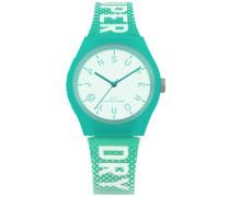 Urban Festival Glow Armbanduhr weiß