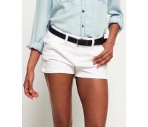 International Hot Shorts weiß