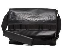 Merchant Messenger Tasche schwarz