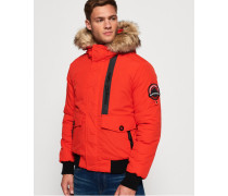 Everest Bomberjacke orange