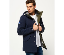 Harbour Dock Parka marineblau