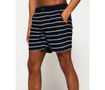 International Badeshorts marineblau