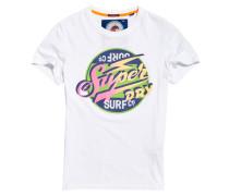 Reworked Classic Surf Lite T-Shirt weiß