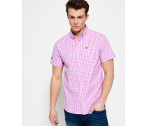 Ultra Lite Oxford Hemd lila