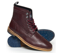 Shooter Stiefel rot