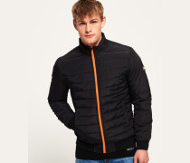 International Steppjacke schwarz