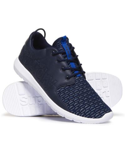 Sport Weave Runner Sneakers grau