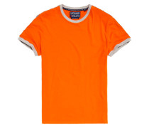 Stadium Ringer T-Shirt orange