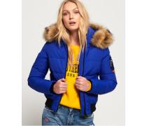 Everest Ella Bomberjacke blau