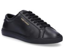 Sneaker low MOON PLUS Glattleder Logo