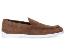 Loafer 00I70 Wildleder Logo