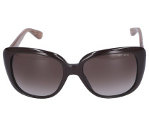 Sonnenbrille Rectangular LALLY Acetat