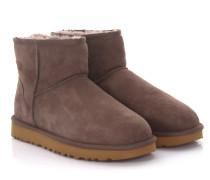 Stiefeletten Boots Classic Mini 2 Veloursleder