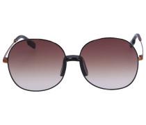 Sonnenbrille 40017F 36F Metal braun