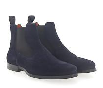 Chelsea Boots 15308 Veloursleder Lyra-Lochung