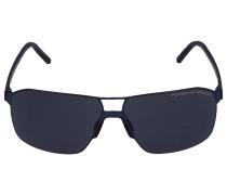 Sonnenbrille Wayfarer 8645 Metall Acetat