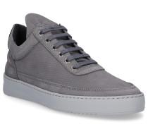 Sneaker low RIPPLE Nubukleder Lochmuster