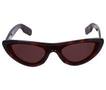 Sonnenbrille Cat Eye 40007I 52G Schildkröte