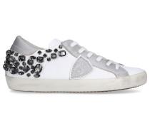 Sneaker low CLASSIC B D DIAMOND Kalbsleder Logo