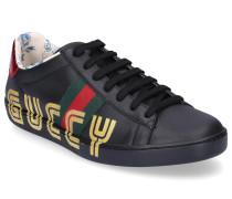 Sneaker ACE Glattleder Webdetails Logo