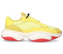Sneaker ALTERATION Textil Crinkled