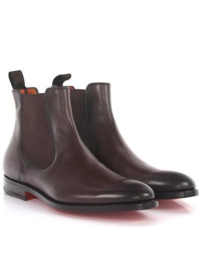Chelsea Boots 11033 Leder Goodyear
