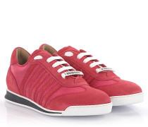 2 Sneakers New Runner Veloursleder