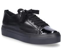 Sneaker low D925065 Glattleder