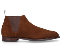 Chelsea Boots CRANLEIGH Wildleder braun