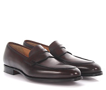Penny Loafer Slipper CRAWFORD Leder Goodyear Welted