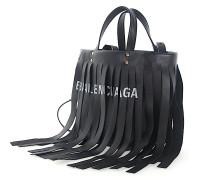 Umhängetasche Shopper LAUNDRY CABAS XS Leder Fransen