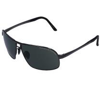 Sonnenbrille Wayfarer 8542 Titan schwarz