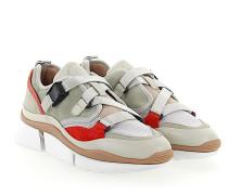 Sneaker low SONNIE Baumwollmischung Glattleder