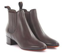 Stiefeletten Boots 55907 Leder