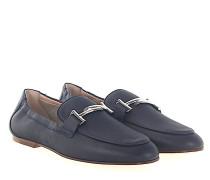 Loafer A0X0105 Leder dunkel
