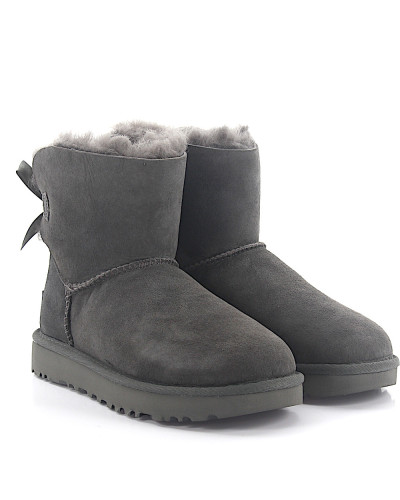Stiefeletten Boots MINI BAILEY BOW 2 Veloursleder
