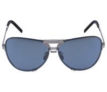 Sonnenbrille Aviator 8678 Titan Acetat silber