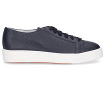 Sneaker low 53853U60 Kalbsleder dunkel