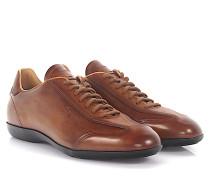 Sneaker AMG 13831 Leder braun finished