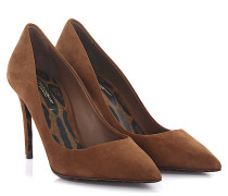 Pumps Kate R Veloursleder
