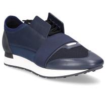 Sneaker RACE RUNNER Glattleder Mesh Textil