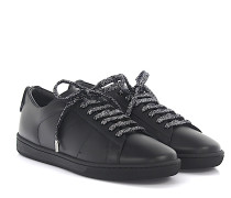 Sneaker Low Signature Leder
