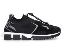 Sneaker low SORRENTO TRAKING Kalbsleder Materialmix