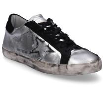 Sneaker low SUPERSTAR Glattleder Used