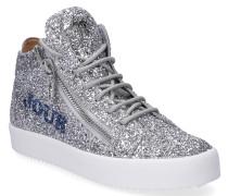 Sneaker high BONJOUR NUIT Glitter Glitzer