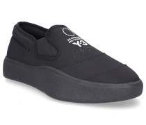 Sneaker low TANGUTSU Nylon Logo weiß