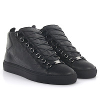 Sneaker ARENA High Leder Crinkled