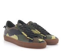 Sneaker Low Leder multicolour
