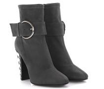 Stiefeletten Boots Alabama 105 Veloursleder Nieten